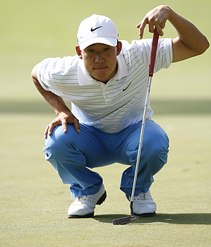 Golf Putting Instruction