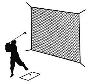 Generic Golf Net Practice Driving Impact Screens