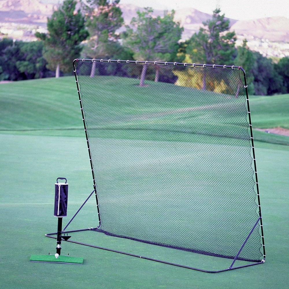 Backyard Driving Range heater sports perfect swing home driving range