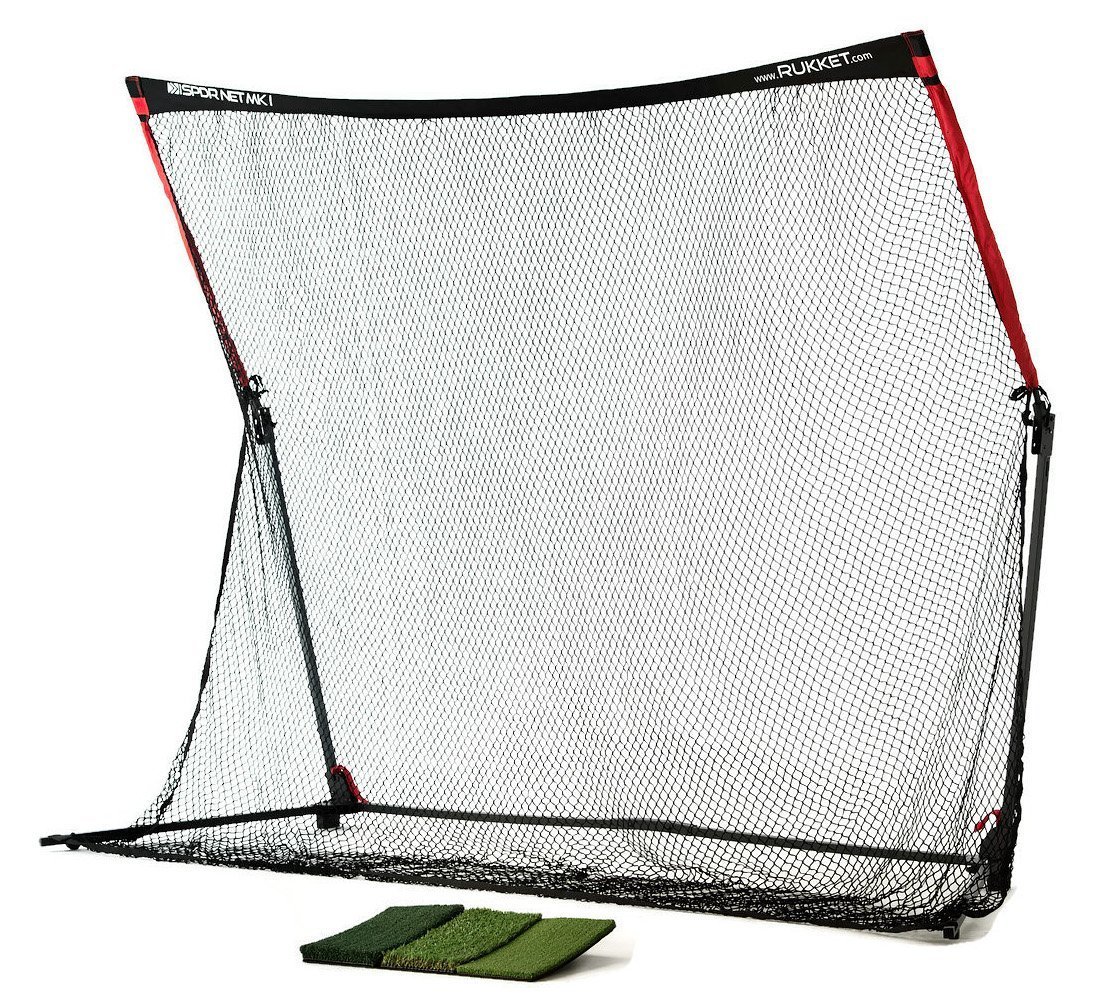 Rukket SPDR Professional Home Portable Golf Driving Range Packages