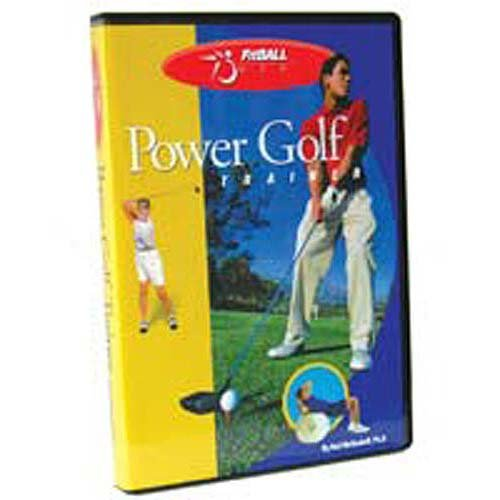 FitBall Power Golf Trainer DVD with Neil Wolkodoff