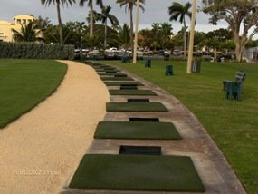 Country Club Elite Real Feel Golf Practice Mats