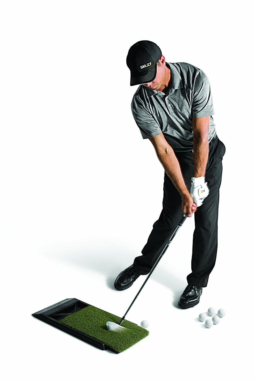 SKLZ Glide Pad Divot Simulator Golf Practice Mats