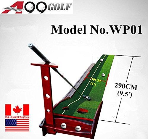 A99 Golf Deluxe Golf Practice Putting Green Mats