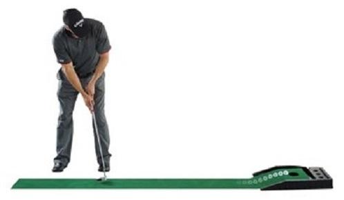Callaway Golf Electric Ball Return Practice Putting Mats