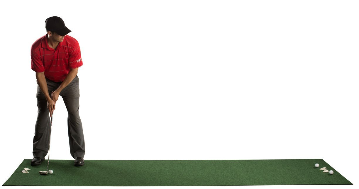 IZZO Golf 11ft x 3ft Premium Practice Putting Mats
