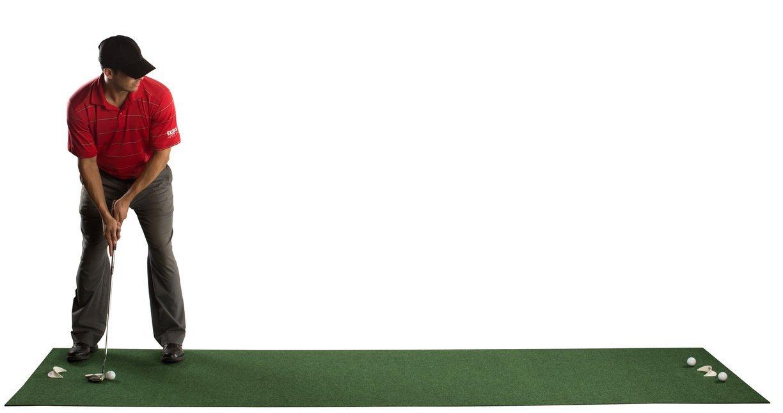 Izzo Golf 11ft X 3ft Premium Practice Putting Mats