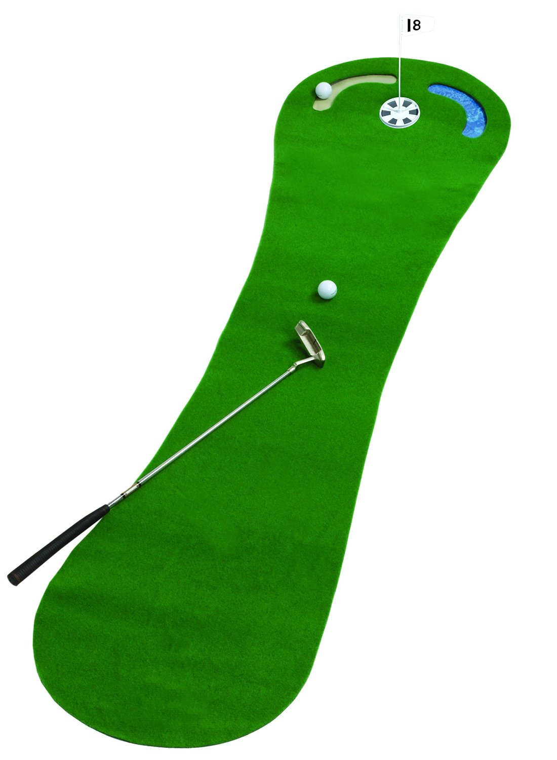 JEF World of Golf Par Practice Putting Mats