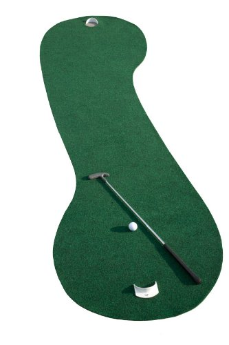 Putt-A-Bout 2 Way 3ft x 10ft Golf Practice Putting Greens
