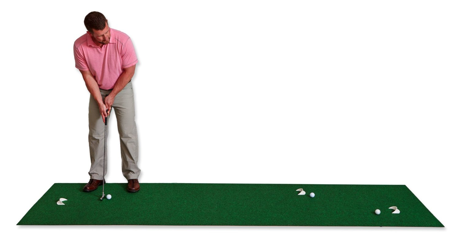 Putt-A-Bout 3ft x 11ft Practice Golf Putting Greens