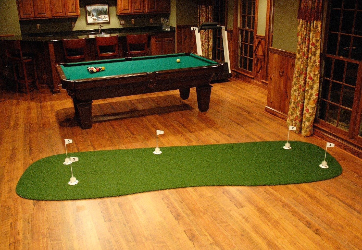 StarPro's Indoor/Outdoor Professional Practice Golf Putting Greens