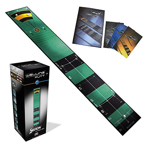 Well Putt Welling Putt 13ft Golf Practice Putting Mats