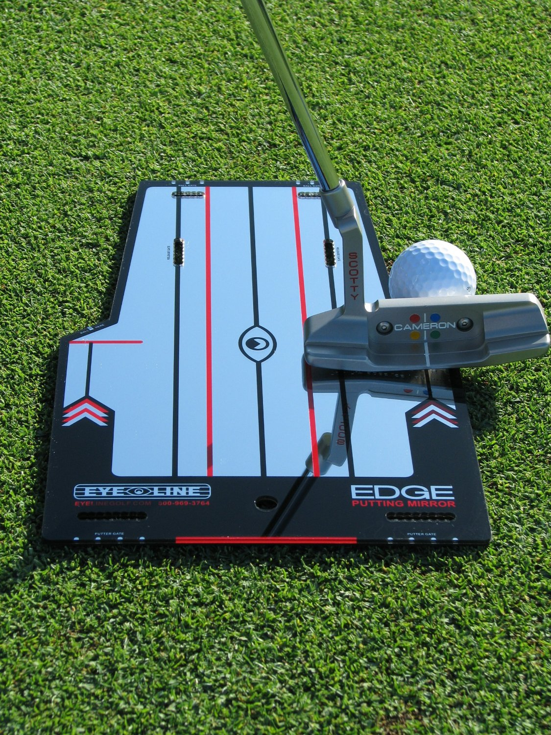 Eyeline Golf Edge Putting Mirror Training Aids