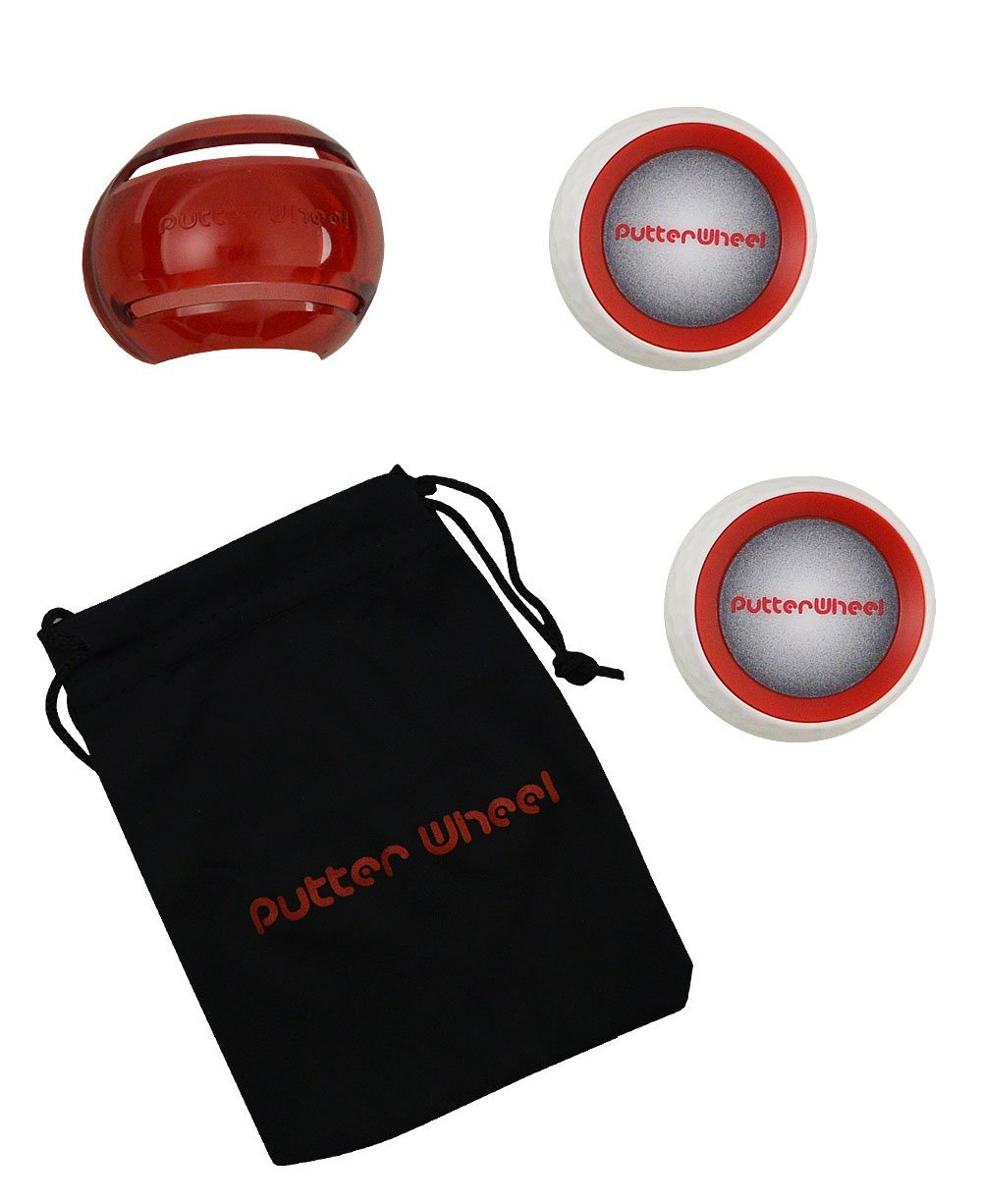 Putter Wheel Golf Putting Training Aids 2 Pack