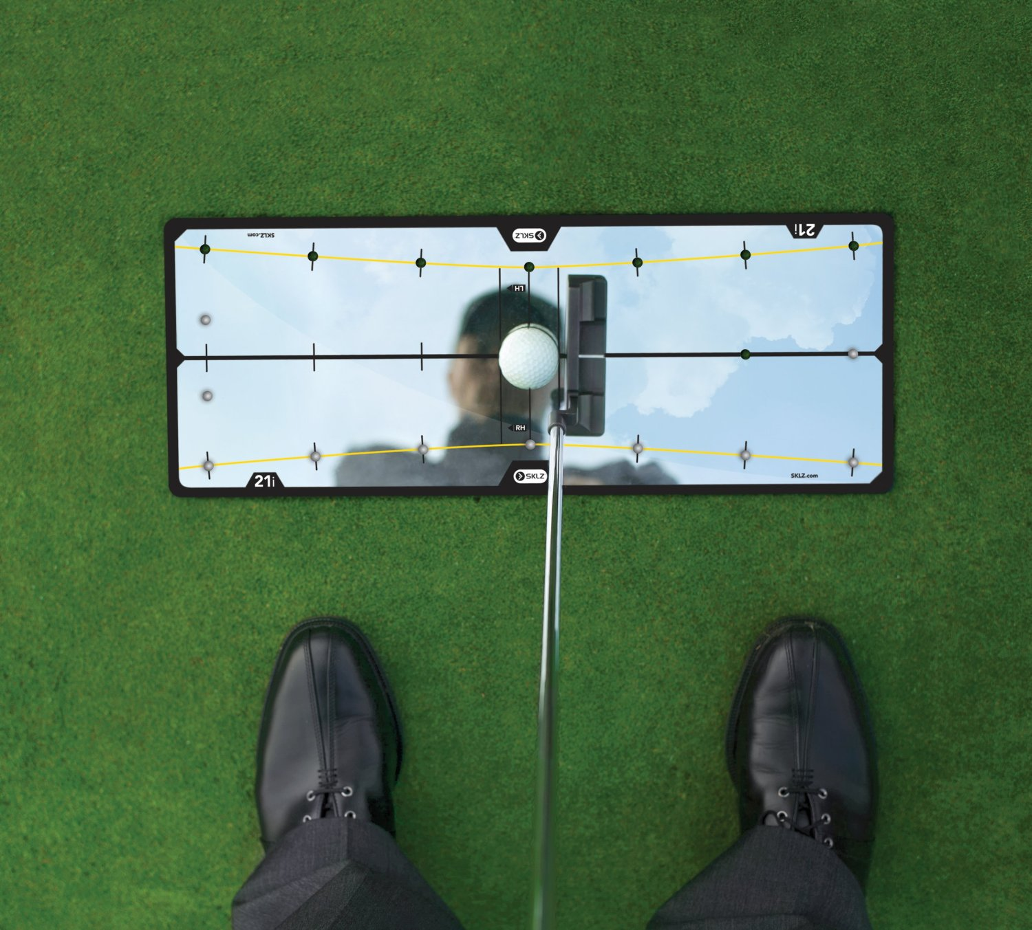 SKLZ Putting Mirror Alignment Golf Training Mirrors