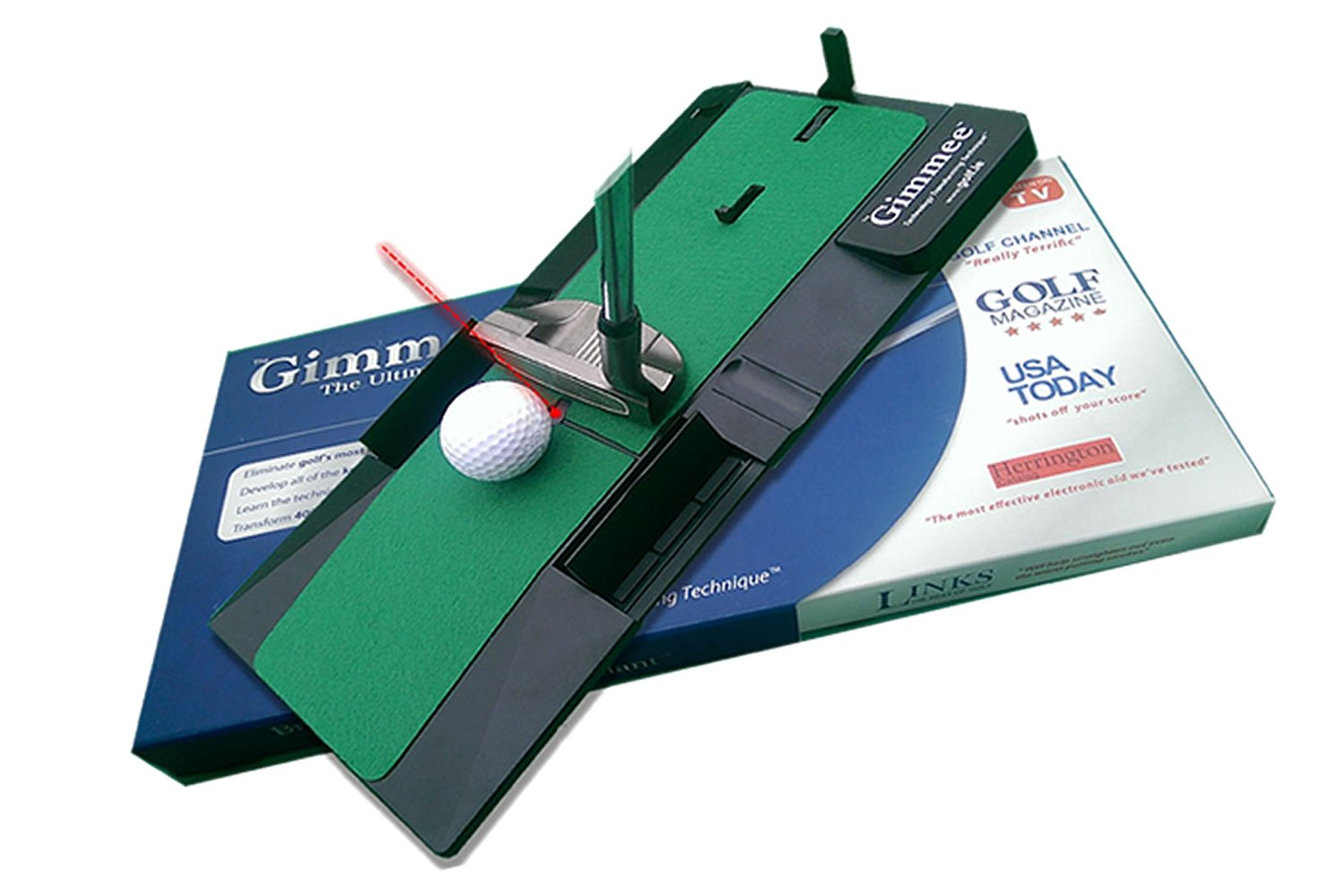 The Gimmee Putting Trainer Golf Putting Training Aids