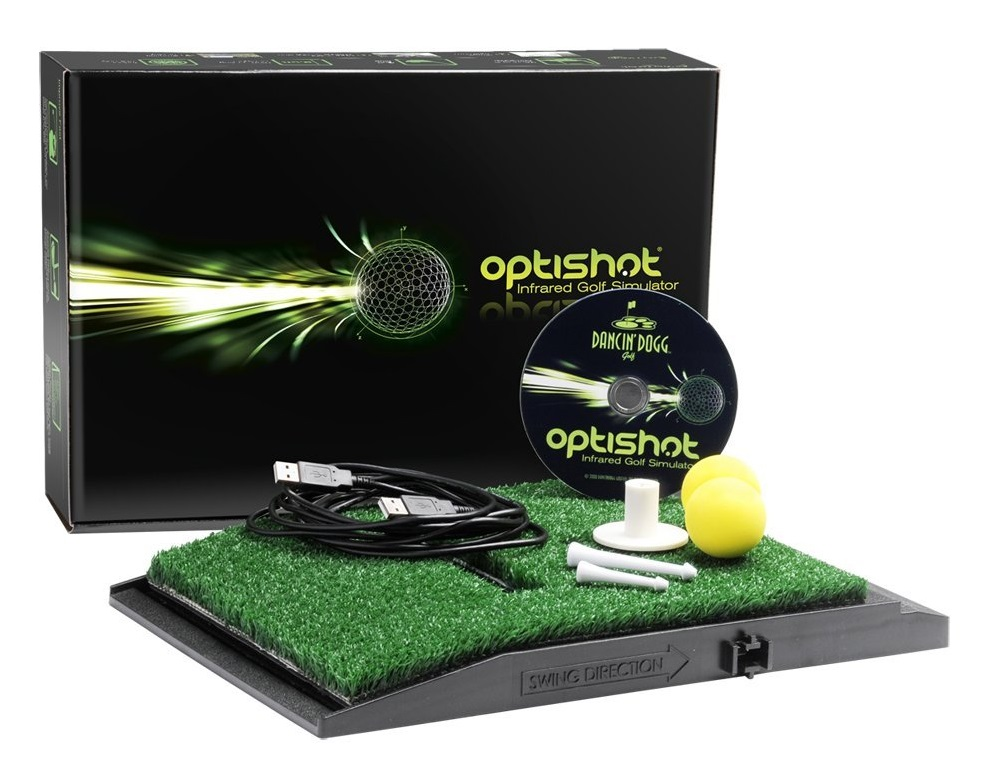 Indoor Golf Swing Simuators & Analysis Systems