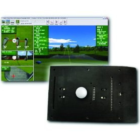 P3ProSwing Pro Plus Golf Simulator Package