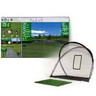 P3ProSwing Pro X Golf Simulator Package