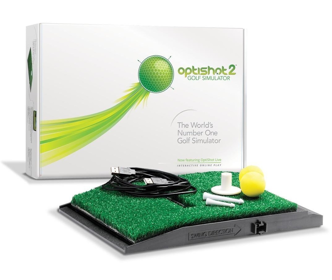 Optishot 2 Golf Simulator for MAC and PC