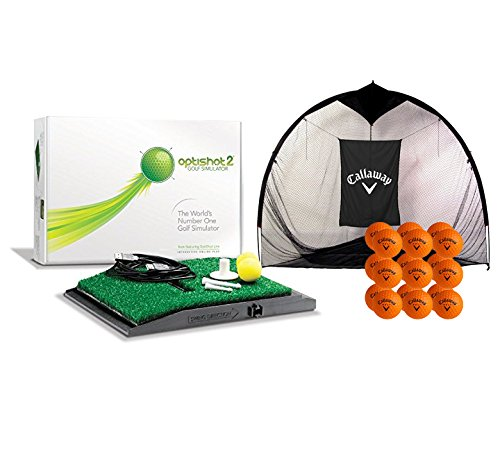 Optishot 2 Home Golf Simulator Bundle