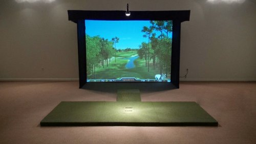 Optishot Golf Simulator Studios