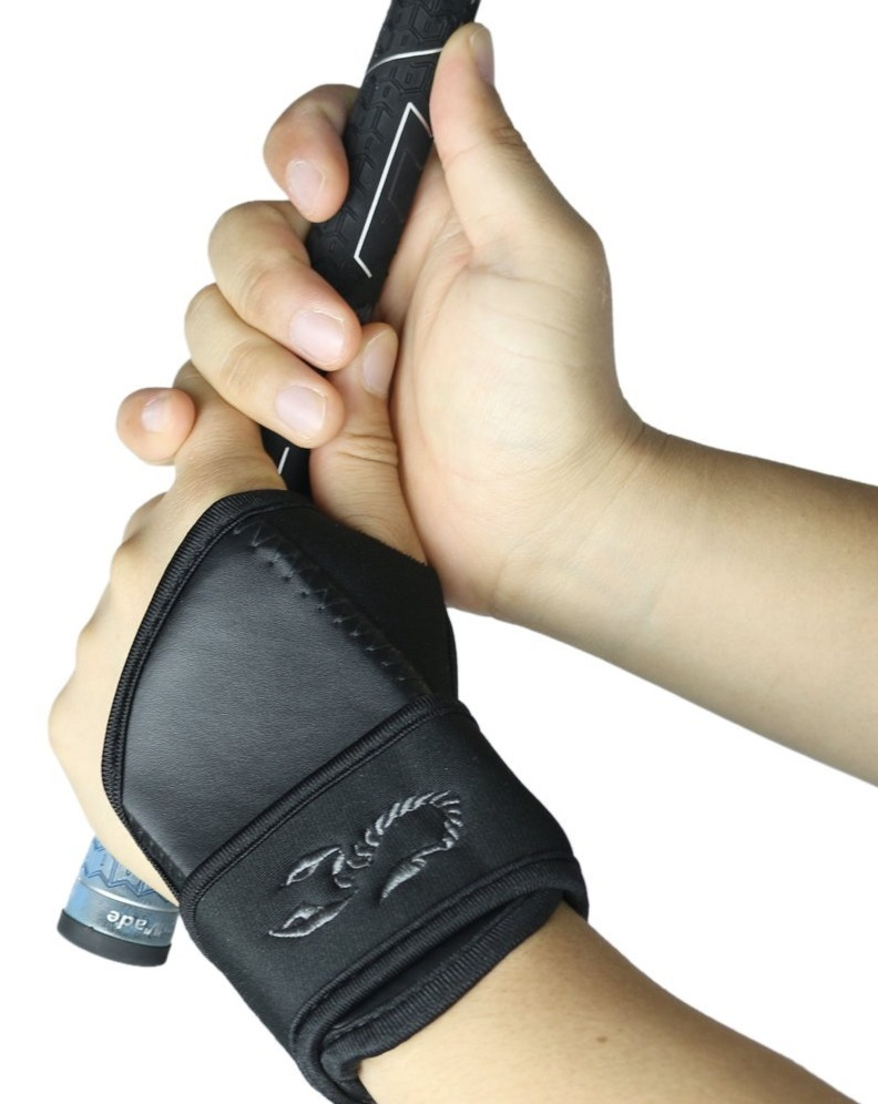 Elixir Golf Swing Trainer Wrist Brace Bands