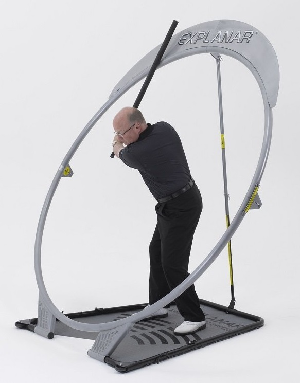 Explanar Home Golf Swing Training Aids