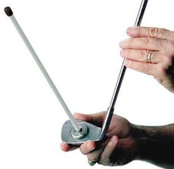 Magnetic Lie Angle Alignment Tool Golf Swing Training Aids