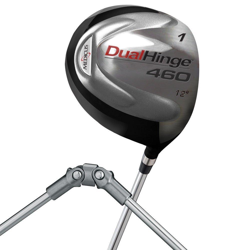 Medicus DA Dual Hinged Golf Driver Swing Training Aids