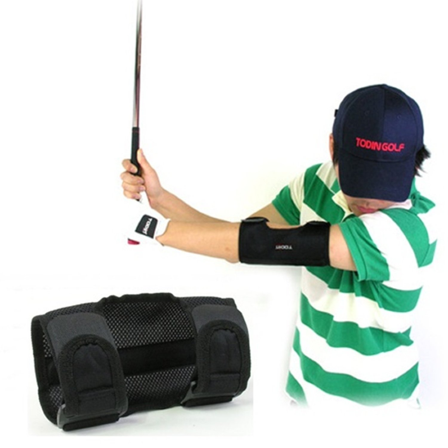 NSG Golf Swing Training Elbow Braces