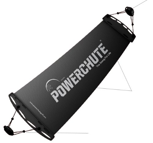 Powerchute Golf Swing Trainer Review