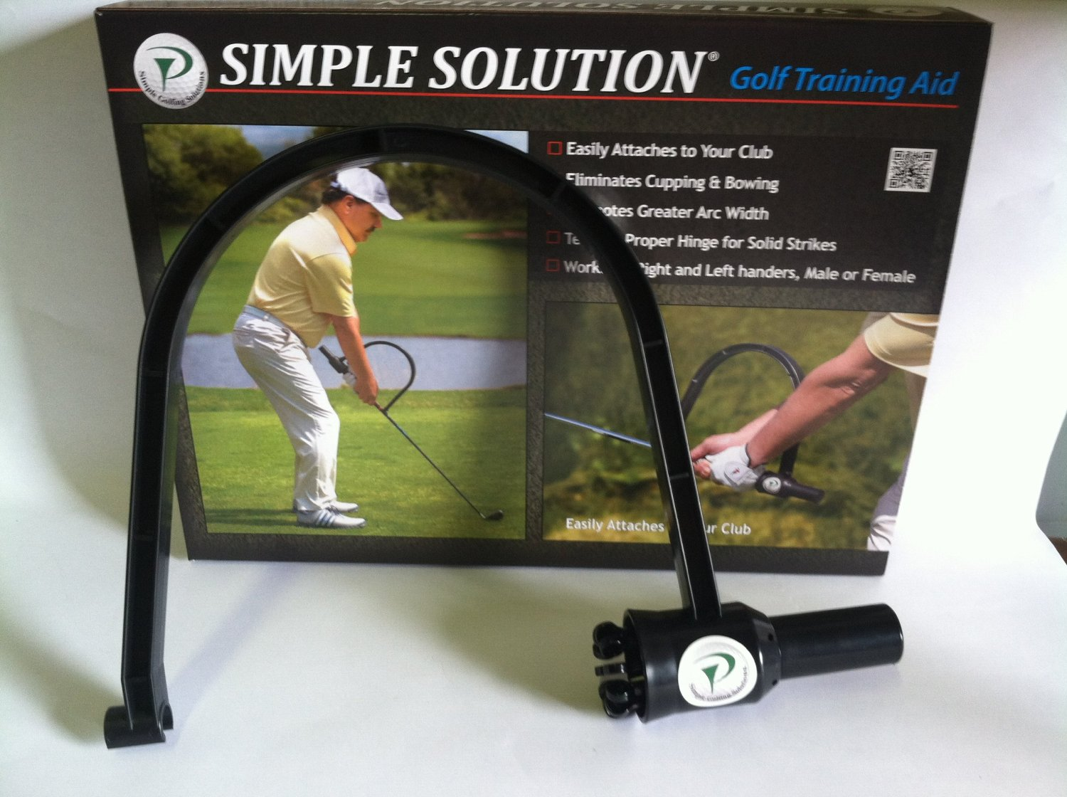 Simple Solution Golf Swing Training Aids