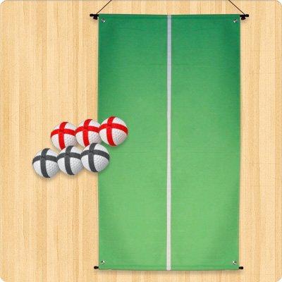 Slingergolf Velcro Practice Target with Velcro Balls
