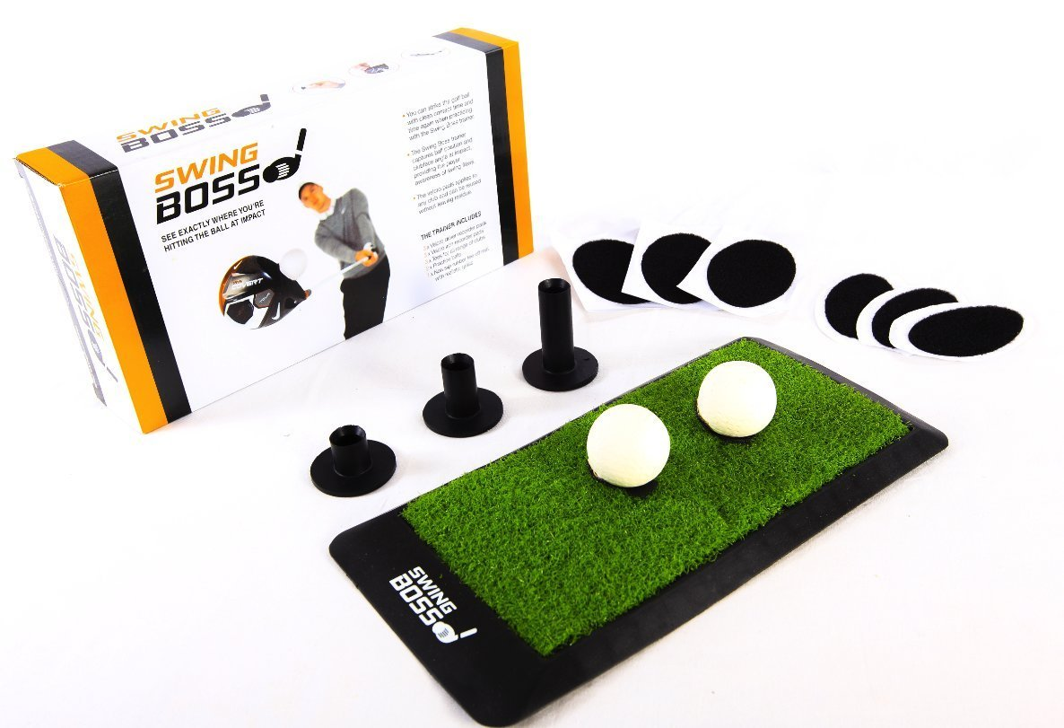 Swing Boss Golf Swing Trainer Aid Analyser