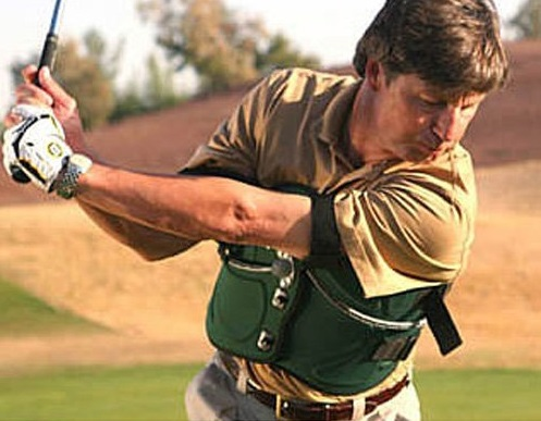 Swing Jacket The Ultimate Golf Swing Teacher