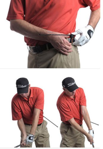 Tempo Teacher Hip Turn Golf Swing Training Aids