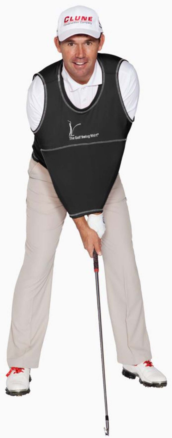 The Golf Swing Shirt Unisex Golf Training Aid Trainers