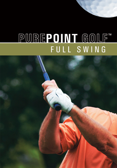 Full Swing DVD by PurePoint Golf - Best Golf Instructional DVD's image